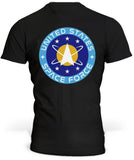 T-Shirt USA Space Force