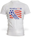 T-Shirt USA World Cup