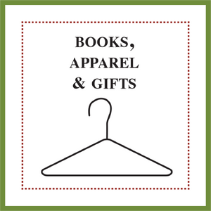 Gifts, Books, & Apparel