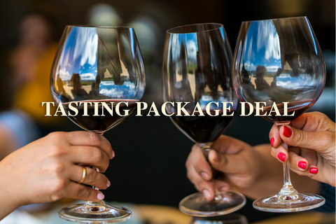 Tasting Package Deal (Groups of 6+ people)