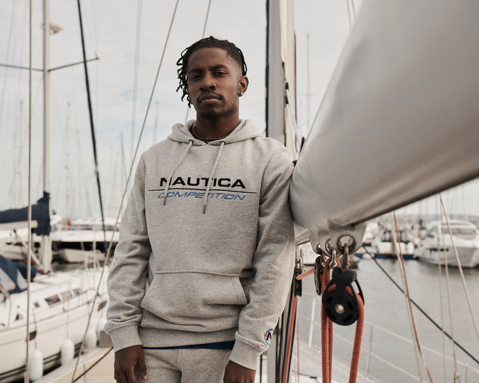 British Sailor Montel Fagan-Jordan Joins the Nautica Competition Team