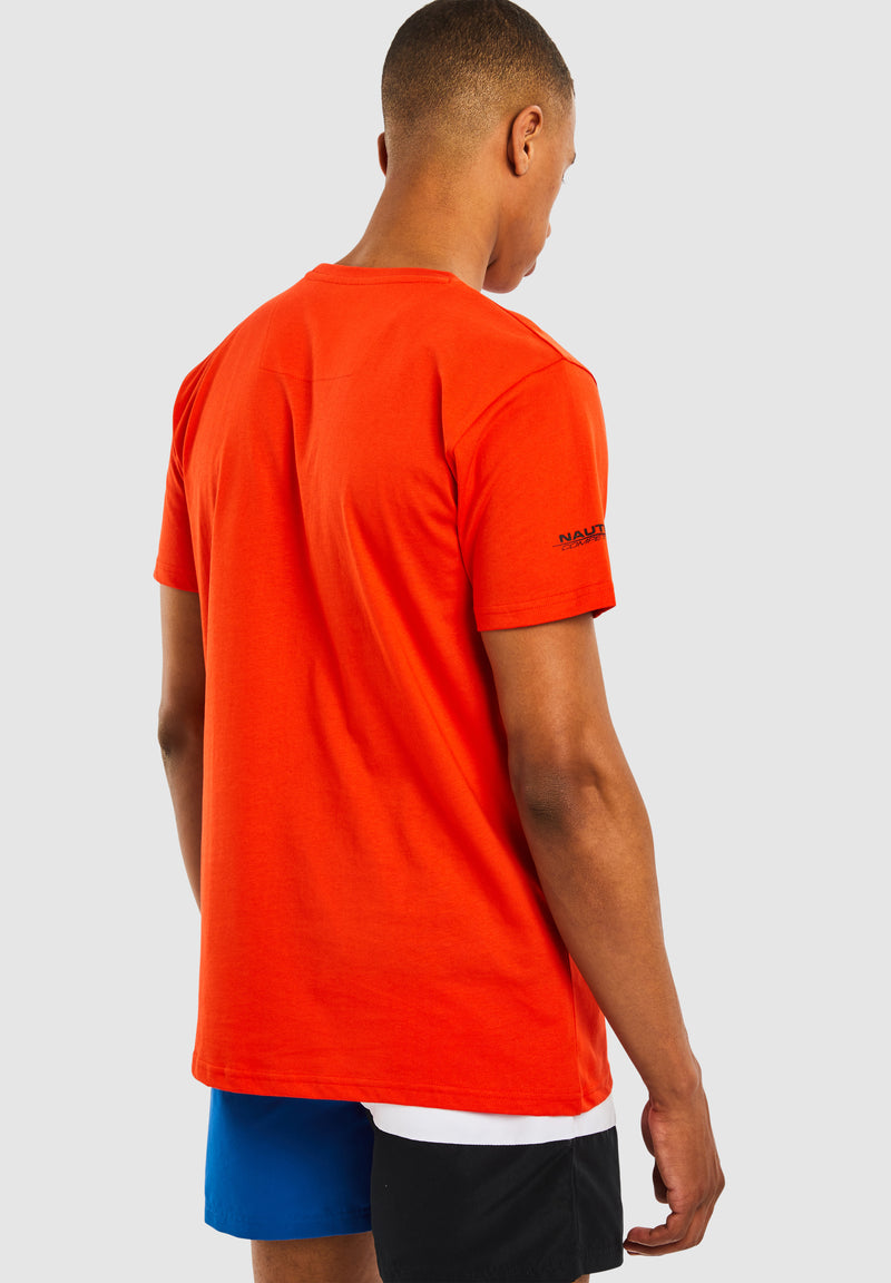 Lagan T-Shirt - Red