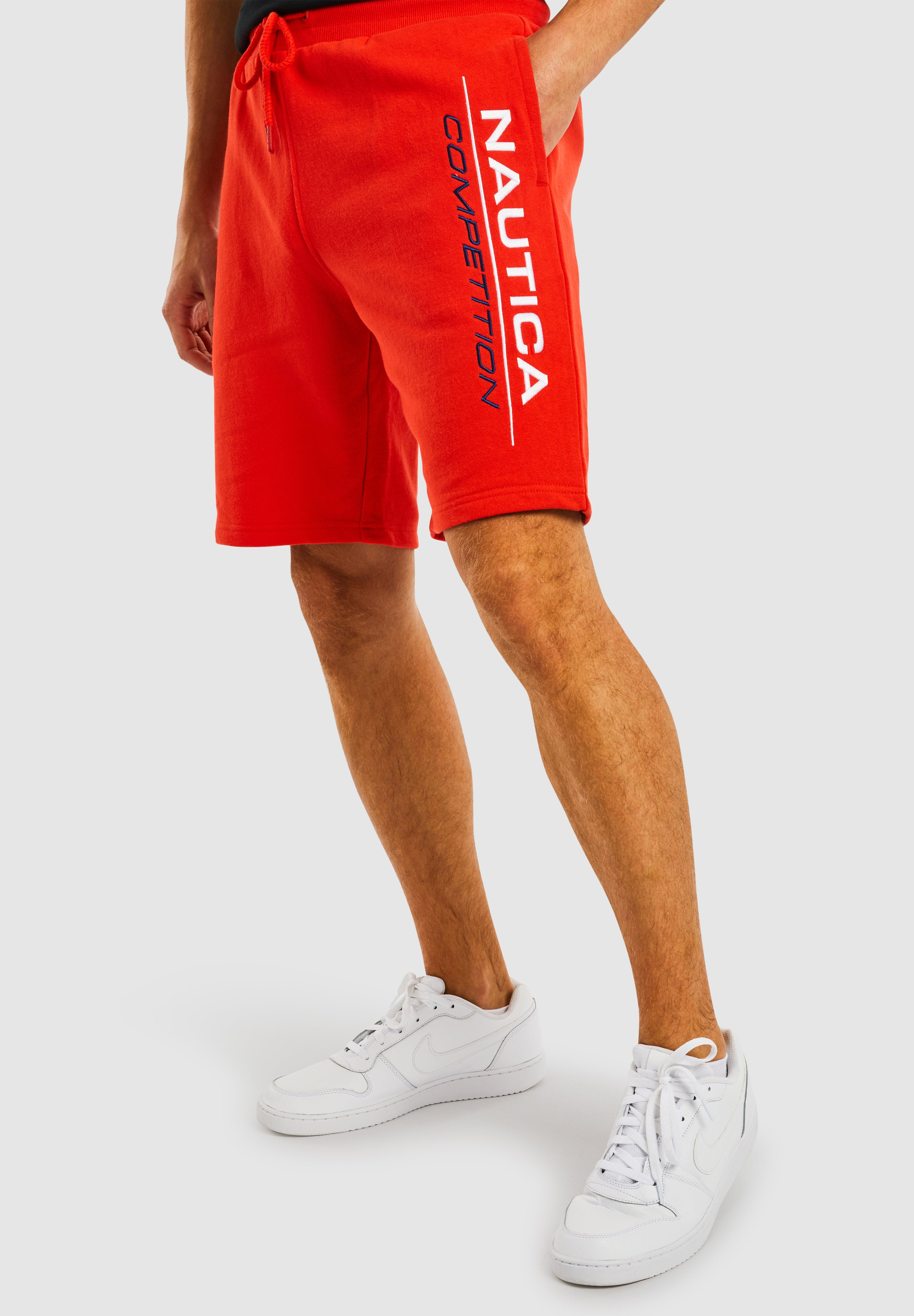 Dodger Fleece Short - Red