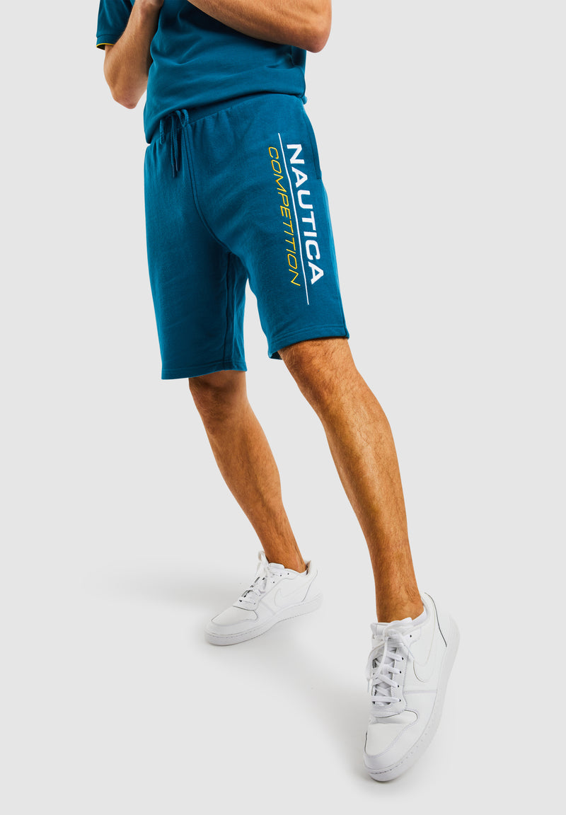 Dodger Fleece Short - Teal
