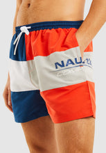 Load image into Gallery viewer, Citadel Swim Short - Navy/Red