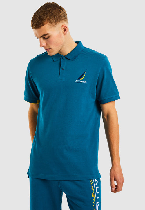Coble Polo - Teal