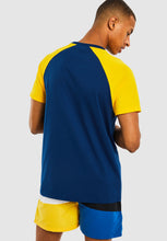 Load image into Gallery viewer, Yarr T-Shirt - Navy/Yellow