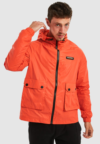 Viol Jacket - Red