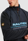 Watersall 1/4 Zip Jacket - Black