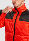 Mile Padded Jacket - Red