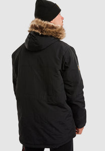 Gondola Parka Jacket - Black