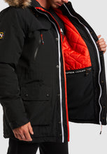 Load image into Gallery viewer, Gondola Parka Jacket - Black