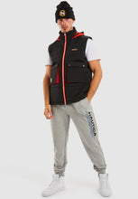 Load image into Gallery viewer, Dhow Padded Gilet - Black