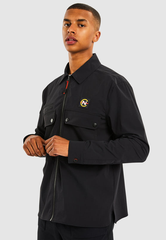 Skiff Jacket - Black