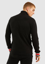 Load image into Gallery viewer, Liner 1/4  Zip Track Top - Black