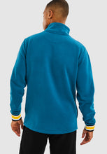 Load image into Gallery viewer, Liner ¼ Zip Track Top - Teal