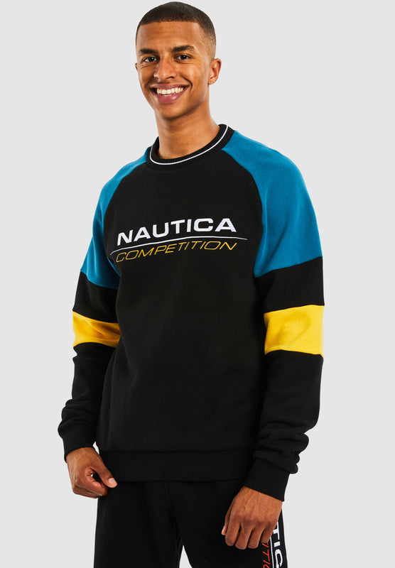 Whaler Sweatshirt - Black