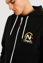Load image into Gallery viewer, Shackle FZ Hoody - Black