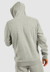 Shackle FZ Hoody - Grey Marl
