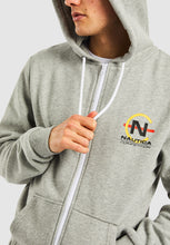 Load image into Gallery viewer, Shackle FZ Hoody - Grey Marl