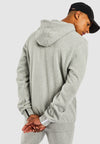 Tier OH Hoody - Grey Marl
