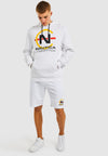 Tier OH Hoody - White