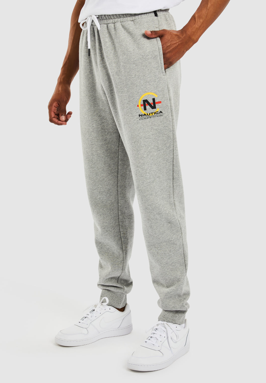 Timber Jog Pant - Grey Marl