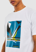 Load image into Gallery viewer, Topsail T-Shirt - White