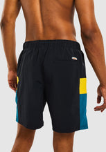 Load image into Gallery viewer, Turret Swim Short - Black