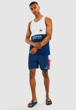Load image into Gallery viewer, Turret Swim Short - Navy