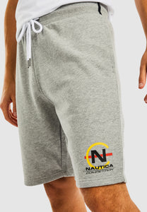 Tiller Fleece Short - Grey