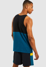 Load image into Gallery viewer, Anson Vest - Teal/Black