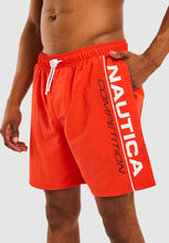 Load image into Gallery viewer, Folsom Swim Short - Red