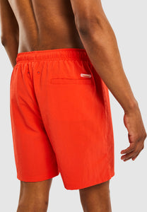 Folsom Swim Short - Red