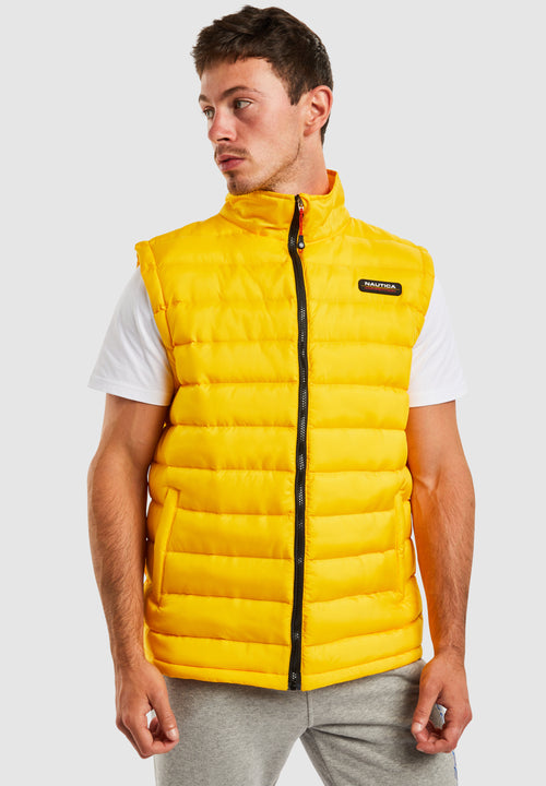 Tingle Gilet - Yellow