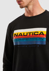 Astern L/S T-Shirt - Black