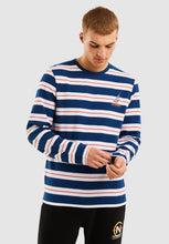 Load image into Gallery viewer, Barrack L/S T-Shirt - Navy