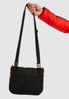 Maine Medium Item Bag - Black