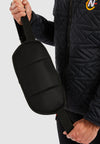 Jasper Bum Bag - Black
