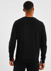 Collier Sweatshirt - Black
