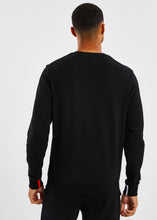 Load image into Gallery viewer, Collier Sweatshirt - Black
