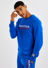 Load image into Gallery viewer, Collier Sweatshirt - Blue