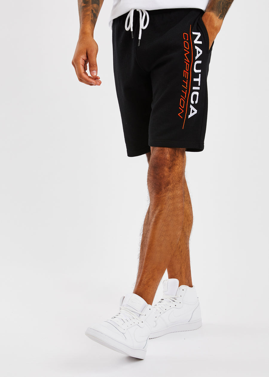 Dodger Fleece Short - Black