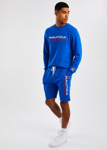 Dodger Fleece Short - Blue