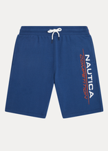 Load image into Gallery viewer, Dodger Fleece Short - Navy
