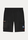 Bunker Cargo Short - Black