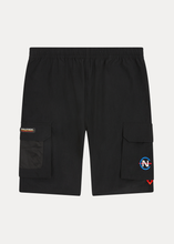 Load image into Gallery viewer, Bunker Cargo Short - Black