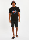 Brig Swim Short - Black