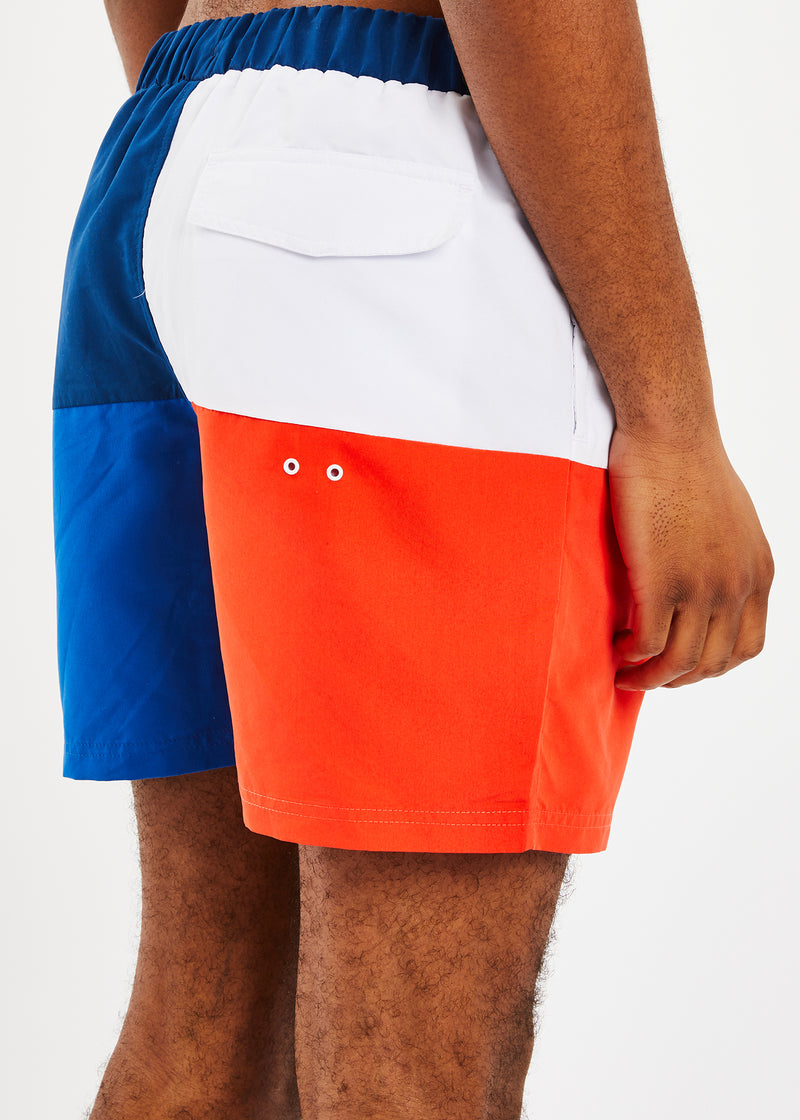 Dudley Swim Short - Blue