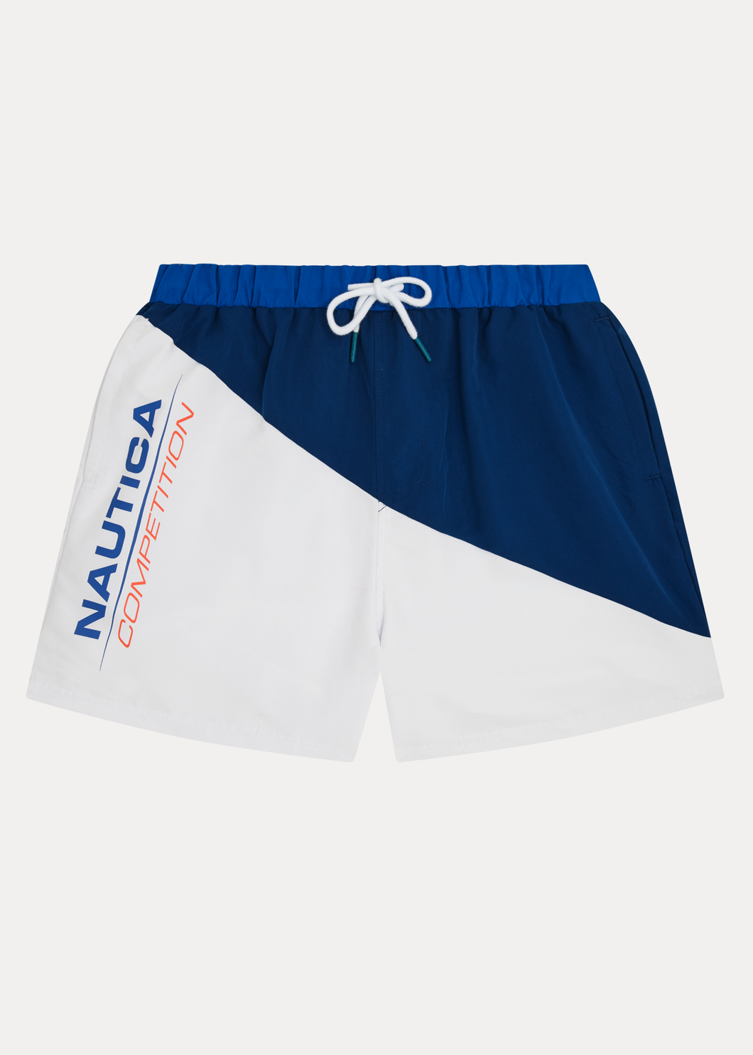 Sterling Swim Short - Navy/White